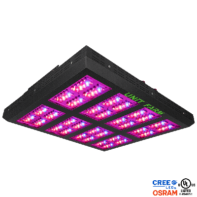 UFO-320 Cree &Osram chips led grow light (only stock in Canada)