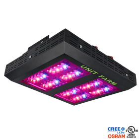 UFO-80 Cree & Osram led grow light (Only stock in EU, UK and Canada)