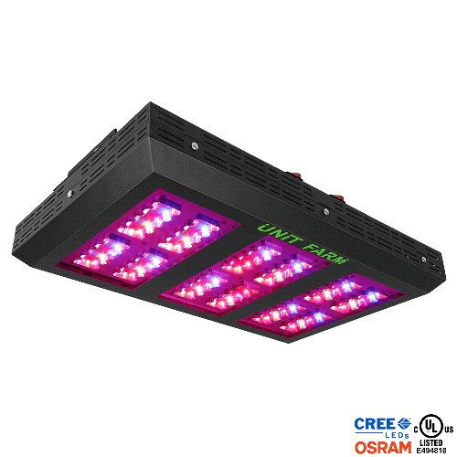 UFO-120 CreeLeds Osram led grow light