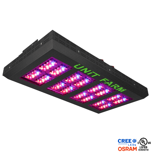 UFO-160 CreeLeds Osram led grow light