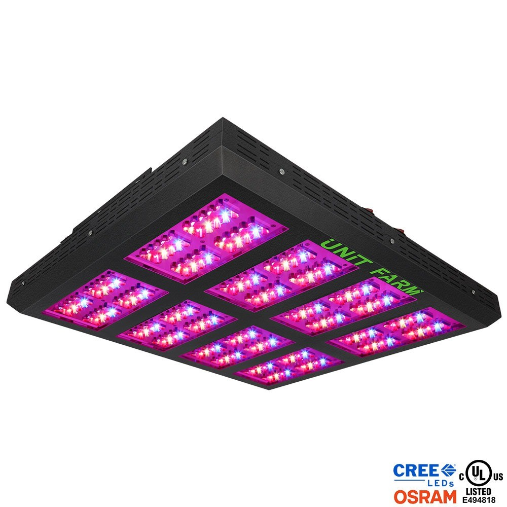 Ufo 320 Cree Amp Osram Chips Led Grow Light Only Stock In